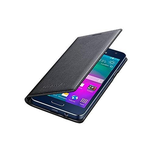 Samsung Galaxy A3 Kapaklı Kılıf Siyah - EF-FA300BCEGWW