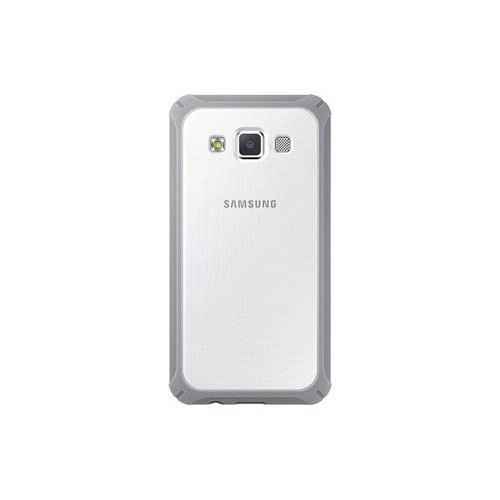Samsung Galaxy A3 Protective TPU Kılıf Gri - EF-PA300BSEGWW