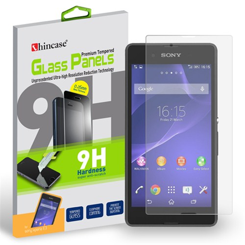 Thincase Cam Ekran Koruma HD Xperia E3 - GPHU05