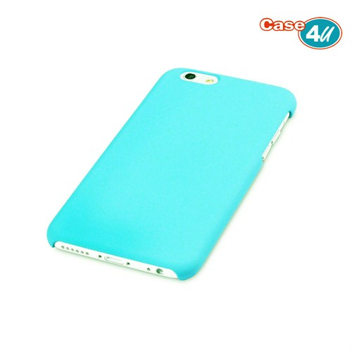 Case 4U Apple iPhone 6 Plus İnce Arka Kapak Yeşil