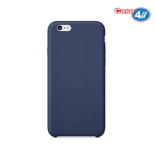 Case 4U Apple iPhone 6 İnce Arka Kapak Lacivert