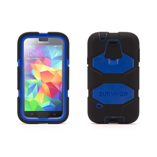 Griffin Survivor All-Terrain Samsung Galaxy S5 Kılıf - GB38930