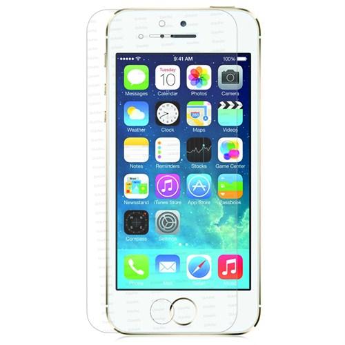 Dark Apple iPhone 5/5s Ultra Şeffaf Ekran Koruyucu x 2 adet (Parmak İzi Bırakmaz) (DK-AC-CPI5SP1)