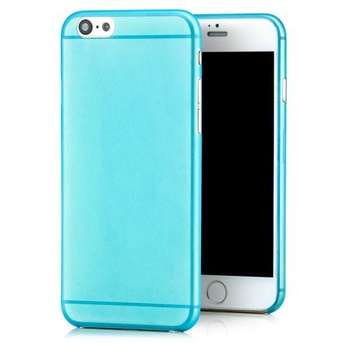 Microsonic iPhone 6 (4.7'') Ultra Thin 0.2mm Kılıf Mavi - CS110-02MM-XPR-IP6-MVI