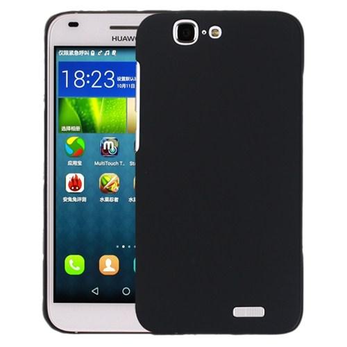 Microsonic Huawei Ascend G7 Premium Slim Kılıf Siyah - CS110-HW-G7-SYH
