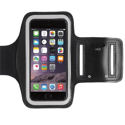 Case 4U iPhone 6 Kol Bandı Siyah