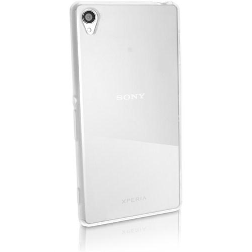 Mycolors Sony Xperia Z3 Şeffaf İnce Silikon Arka Kapak - MYC-0049