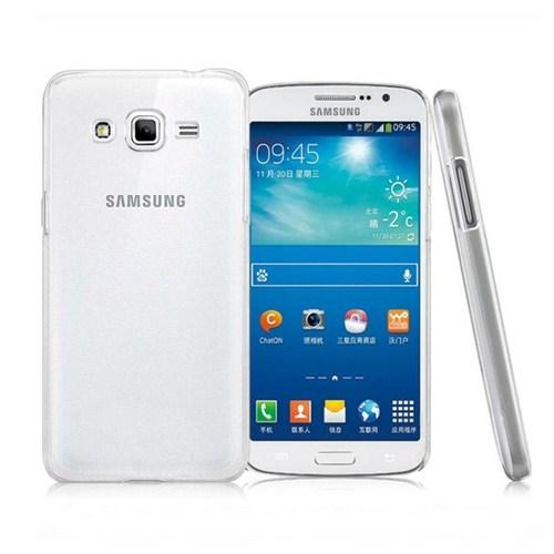 Mycolors Samsung Galaxy A3 Şeffaf İnce Silikon Arka Kapak - MYC-0052