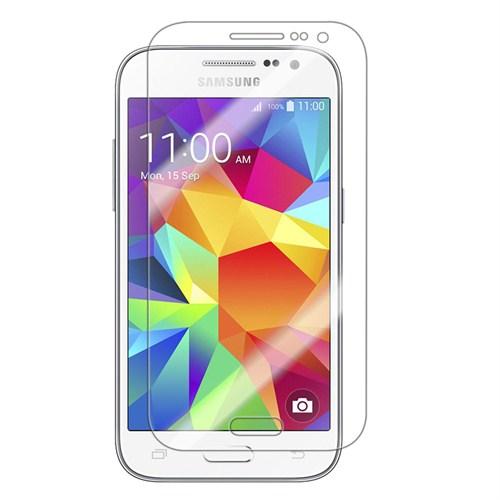 Case 4U Samsung Galaxy Core Prime G360 Ultra Şeffaf Ekran Koruyucu