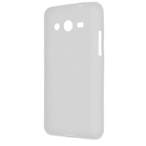Case 4U Samsung Galaxy Core Prime G360 Soft Silikon Kılıf Şeffaf