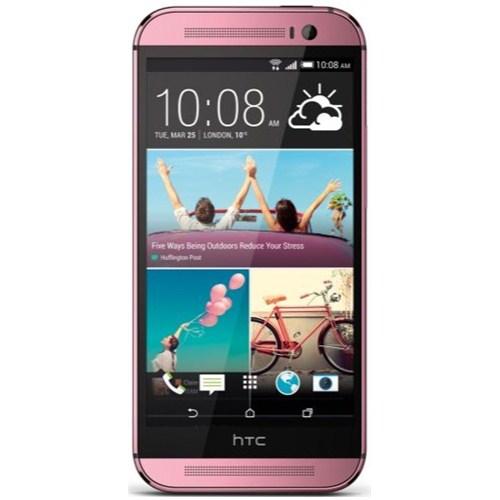 HTC One M8 Pembe (HTC Türkiye Garantili)