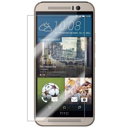 Case 4U HTC Desire One M9 Ultra Şeffaf Ekran Koruyucu