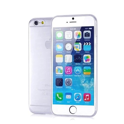 Dark Apple iPhone 6 0,5mm Ultra İnce Şeffaf Görünmez Kılıf (DK-AC-CPI6KL2)