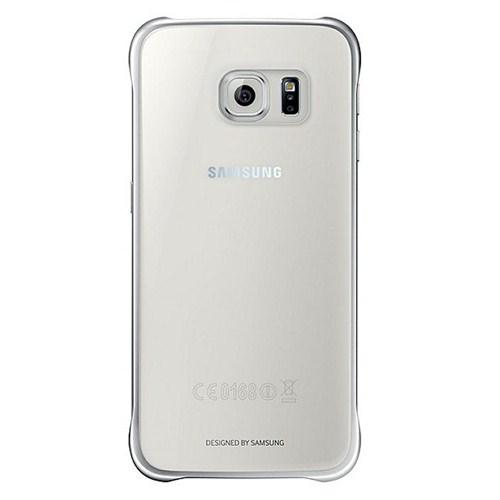 Samsung Galaxy S6 Şeffaf Gri Kılıf - EF-QG920BSEGWW