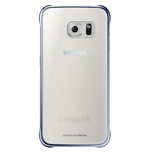 Samsung Galaxy S6 Şeffaf Siyah Kılıf - EF-QG920BBEGWW