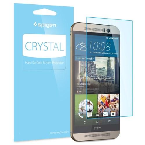 Spigen LCD Film Crystal CR for HTC One M9 Ekran Koruyucu - 11380