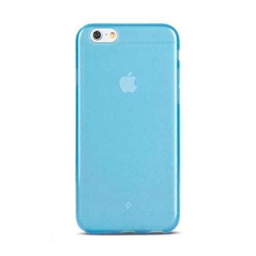 Ttec iPhone 6 Plus Elasty SuperSlim Arka Kapak Mavi - 2PNS46M