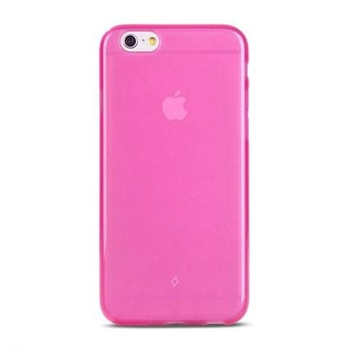 Ttec iPhone 6 Elasty SuperSlim Arka Kapak Pembe - 2PNS08P