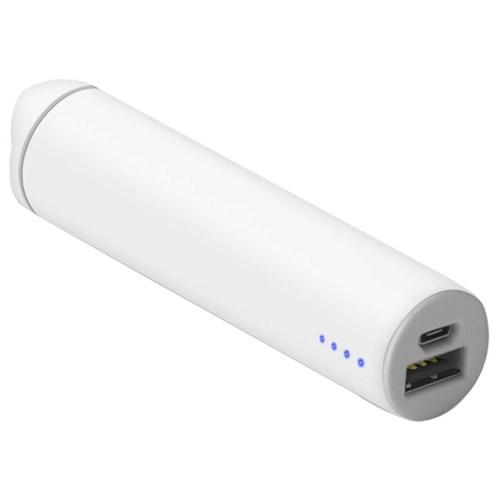 Ttec Taks PowerTube 2200 mAh Taşınabilir Şarj Cihazı Beyaz - 2BB106B