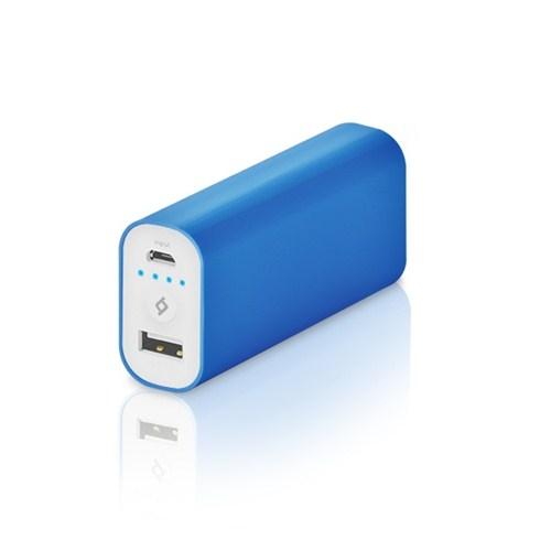 Ttec PowerUp Ultra 5200 mAh Taşınabilir Şarj Cihazı Mavi - 2BB107M (LG Batarya)
