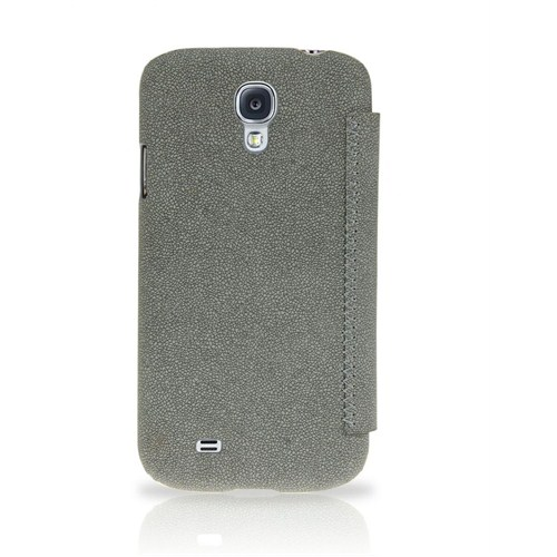 iPearl Samsung Galaxy S4 Deri Kılıf Stone Leather Case