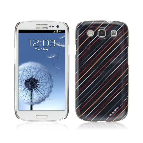 iPearl Samsung Galaxy S3 Kılıf Shinning Crystal Case