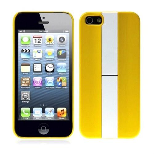 iPearl Apple iPhone 5/5S Kılıf Fresh Stand Case