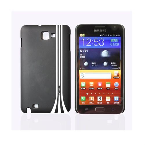 iPearl Samsung Galaxy Note Kılıf Strip Crystal Case