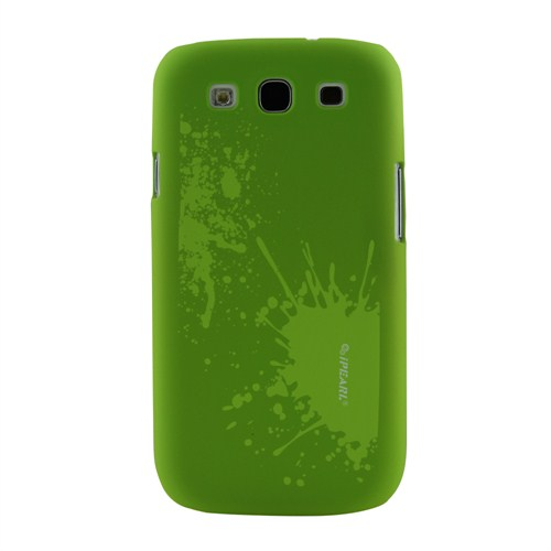 iPearl Samsung Galaxy S3 Kılıf Ice Painted Crystal Case