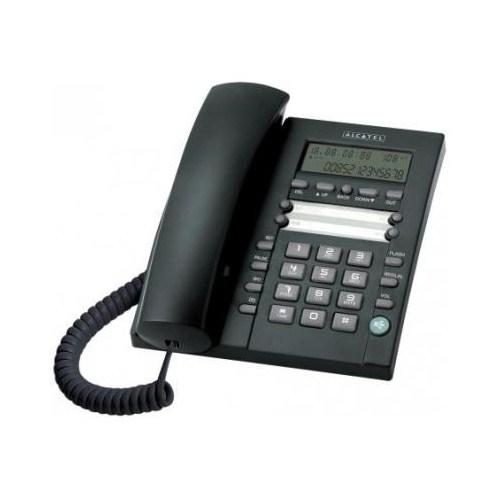 Alcatel 29339 Kablolu Masaüstü Telefon Siyah