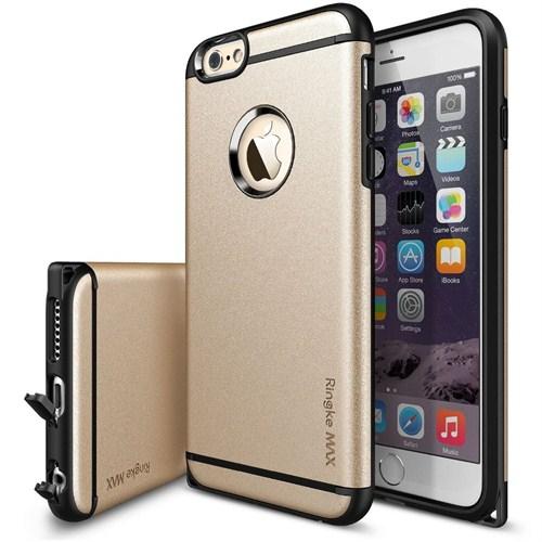 Ringke Max iPhone 6s/ 6 Kılıf Royal Gold - Tam Koruma Isı Dağılımlı Şok Emici Teknoloji