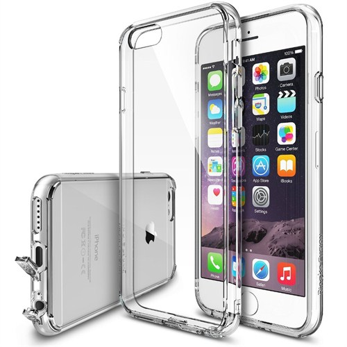 Ringke Apple iPhone 6 Plus Kristal Ringke Fusion Kılıf
