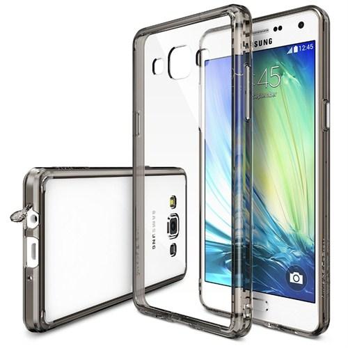 Rearth Samsung Galaxy A5 Şeffaf Siyah Ringke Fusion for Kılıf