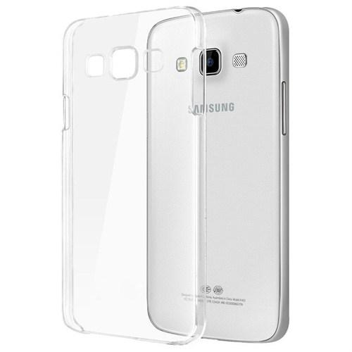 Microsonic Kristal Şeffaf Samsung Galaxy E7kılıf