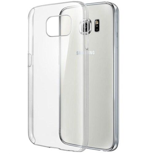 Microsonic Kristal Şeffaf Samsung Galaxy S6 Kılıf