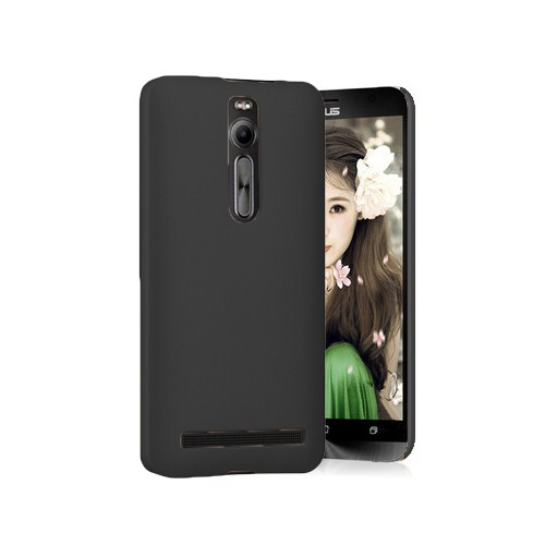 Microsonic Premium Slim Asus Zenfone 2 (5.5'') Kılıf Siyah