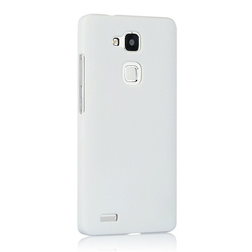 Microsonic Premium Slim Huawei Ascend Mate 7 Kılıf Beyaz