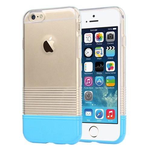Microsonic Colors Soft İphone 6 Kılıf Mavi