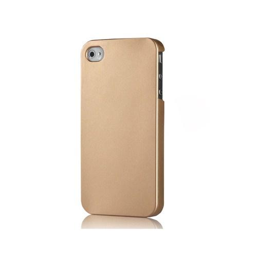 Microsonic Premium Slim İphone 4S Kılıf Sarı