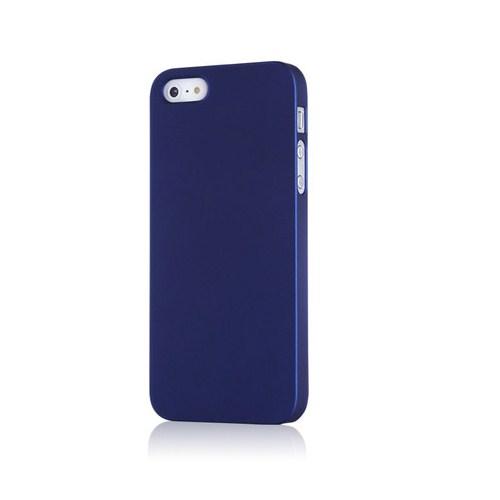 Microsonic Premium Slim İphone 5S Kılıf Mavi