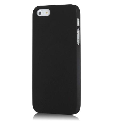 Microsonic Premium Slim İphone 5S Kılıf Siyah