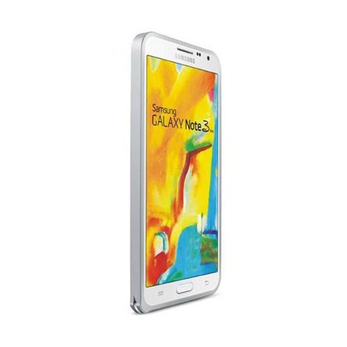 Microsonic Samsung Galaxy Note 3 Neo Thin Metal Bumper Çerçeve Kılıf Gümüş