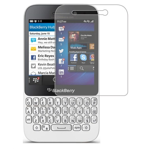 Microsonic Ultra Şeffaf Ekran Koruyucu Blackberry Q5 Film