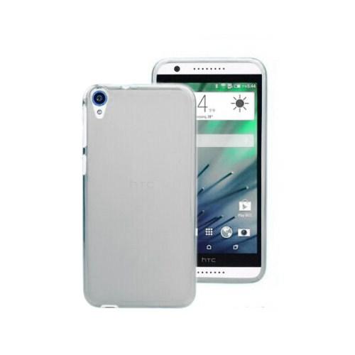 Microsonic Transparent Soft Htc Desire 820 Kılıf Beyaz
