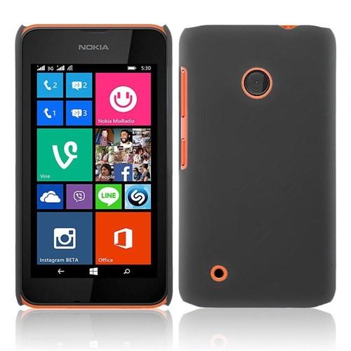 Microsonic Premium Slim Nokia Lumia 530 Kılıf Siyah
