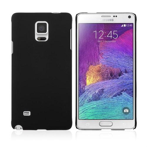 Microsonic Premium Slim Samsung Galaxy Note 4 Kılıf Siyah