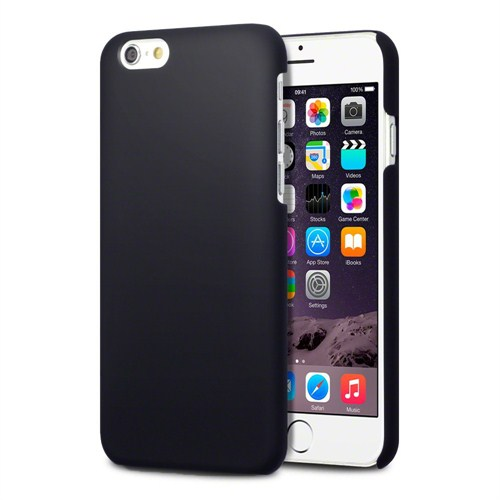 Microsonic Premium Slim İphone 6 Plus (5.5'') Kılıf Siyah