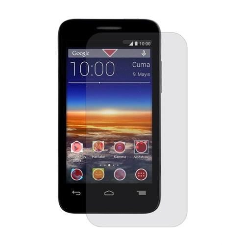 Microsonic Ultra Şeffaf Ekran Koruyucu Vodafone Smart 4 Mini Film