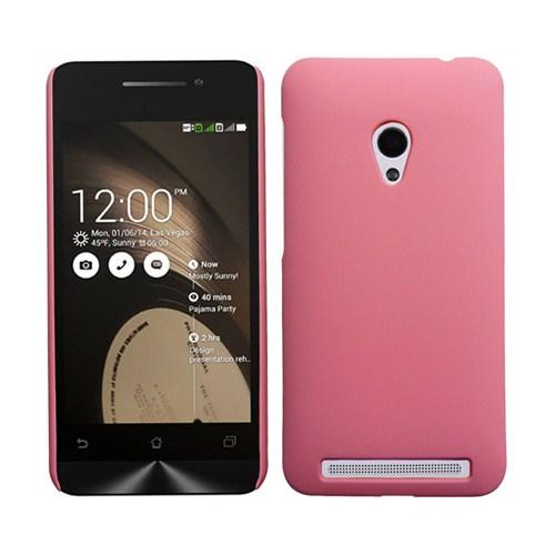 Microsonic Premium Slim Asus Zenfone 5 Kılıf Pembe