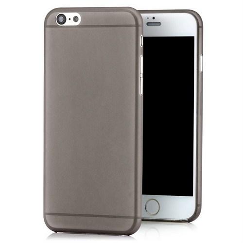 Microsonic Ultra Thin 0.2Mm İphone 6 Plus (5.5'') Kılıf Siyah